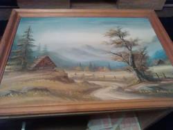 Szép festmény.