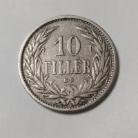 1909 KB 10 fillér