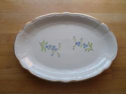 Seltmann Weiden Bavaria ovális porcelán tál 21,5 x 31,5 cm
