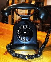 Bakelit telefon-1953
