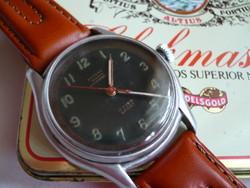 Record egy nagyon ritka és gyönyörű svájci óra az 1950-es évekből