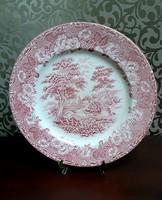 4206- Angol Irostone tányér