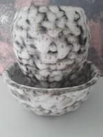 Kerámia váza, tálka egyben