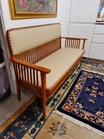 Hoffmann style sofa