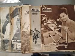 Lobogó újság hetilap 1962-es évfolyam 39 száma, születésnapra is!