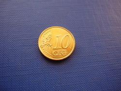 ÉSZTORSZÁG 10 EURO CENT 2018 ! UNC! RITKA!