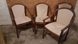 Thonet jellegű székek 4 db !