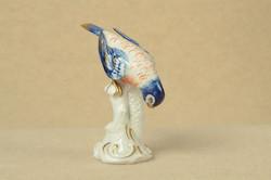 Unterweissbach porcelán madár
