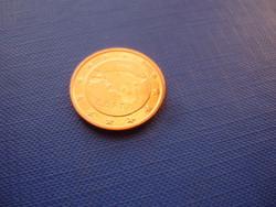 ÉSZTORSZÁG 5 EURO CENT 2018 ! UNC! RITKA!