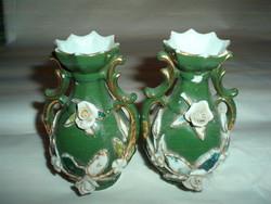 Gyönyörű antik váza párban