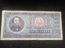 Románia 100 Lei