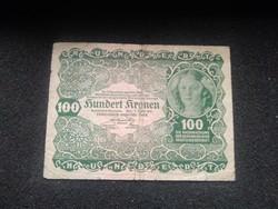 100 Korona 1922