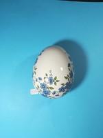 Zsolnay nagyméretű tojás bonbonier