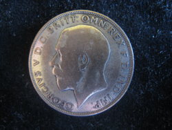 United Kingdom 2 shillings (florin), 1923 ezüst