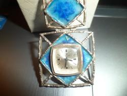 Antik ezüst nyakláncóra