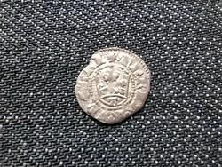 I. Mária (1382-1385) ezüst 1 Dénár 1384 ÉH 443 (id15751)