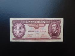 100 forint 1949 B 314 Rákosi címer !!!