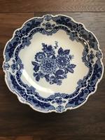 Győnyőrűséges Echt Kobalt porcelán tál