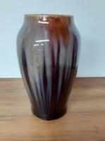 Igaz ritkaság: Kispesti Gránit porcelán váza a 30-as évekből