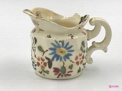 Fischer, antik tejkiöntő az 1800-as évek vége. Ritka, gyűjtői darab.
