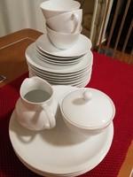 Schumann Arzberg porcelán készlet elemek 24db egyben