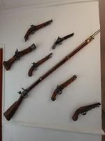 Dísz fegyver gyűjtemény