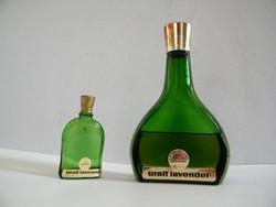 Vintage Uralt Lavendel parfümök 2 db