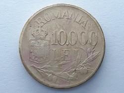 Románia 10000 LEJ 1947 - Román 10000 lei érme eladó