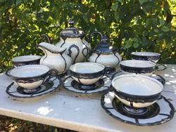 Bavaria Feinsilber teáskészlet