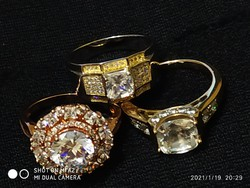 USA GP gyűrűk 925 /63/