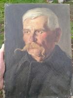 Zilzer Antal festmény