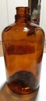 Régi lengyel sörösüveg