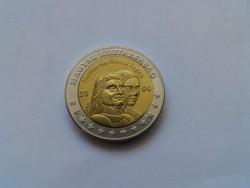Magyar  2 Euro próbaveret 2004
