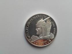 Millecentenárium - Árpád fejedelem - Honfoglalás emlékérem
