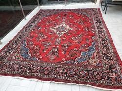 Iráni sarug 257x350 kézi csomózású gyapjú perzsa szőnyeg FZ_110