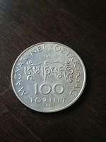 Kőrösi Csoma Sándor 100 Forint 1984