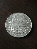 Világ Vadvédelmi Alap  50 Forint 1988 Bu