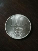 F.A.O 10 Forint 1981  Bu