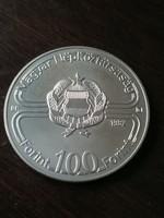 Labdarúgó Vb 1982 100 Forint 1982 Bu