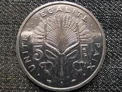 Dzsibuti 5 frank 1991 (id43816)
