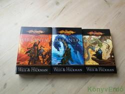 Margaret Weis, Tracy Hickman: Elveszett krónikák 1-3. (DragonLance)