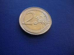 MONACO 2 EURO 2020 ! ALBERT HERCEG! UNC! RITKA! BIMETÁL!