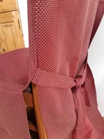 6db székhuzat,borvörös