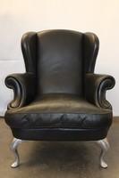 A159 Design füles bőr fotel