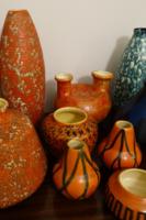 Tófej kerámiák, Tófej váza