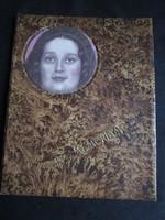 Astrid of Sweden, belga királyné halála alkalmából kiadott emléklapok egybe kötve 1935