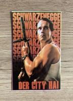Retro Trafikos Fotók A 80-as Évekből - Schwarzenegger, Stallone, Ninja