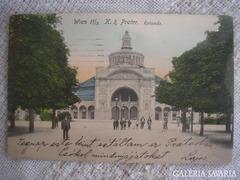 MONARCHIA 1915 WIEN II / 2 K.K PRÁTER SZ.KÉPESLAP