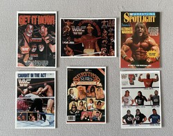 Retro Pankrátor Trafikos Fotó Sorozat - Hulk Hogan