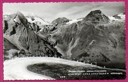 F-0009    Posta tiszta - Ausztria: Groszglokner hegy csúcs